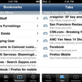 iPhone: Megjelent a Firefox Home