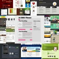 161 ingyenes xHTML weboldal sablon