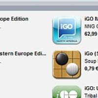 Megjelent az iGO My way for iPhone