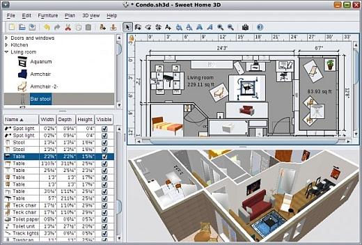 Ingyenes, 3D-s lakástervező program - [Telepítő]