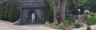 35 év alatt dekorálta ki otthonát - ragasztópisztollyal