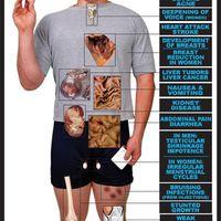 Részletes áttekintés a testépítők étrendi-, edzés- és illegális dopping ciklusairól