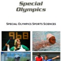 SPECIAL OLYMPICS SPORTS SCIENCES 2014