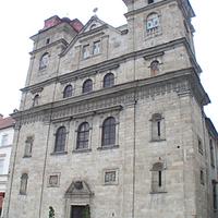 Kassa, Szentháromság Plébániatemplom