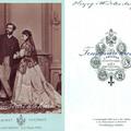A Württemberg királyi házaspár