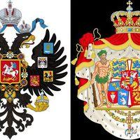 III. Sándor orosz trónörökös és Dagmar dán királyi hercegnő portréja