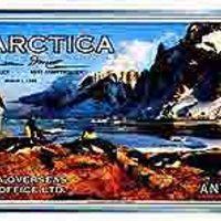 Numizmatikai kirándulás az Antarktiszra
