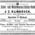 Johanna és Paula Klinkosch 1868-as cabinet portréi
