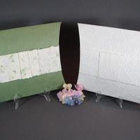 Hamvak elhelyezése a természetben környezetbarát, lebomló kellékekkel