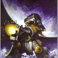 NSS 14. rész: Space Wolves