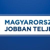 Magyarország, a legjobban teljesítő ország