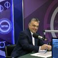 Orbán a múlt hét végén kétszer akasztotta ki a hantamétert