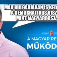 Freedom House: Már Bulgáriában is kedvezőbbek a demokratikus viszonyok