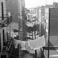 New York-i teregetés 1935-1941 körül