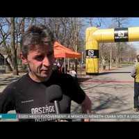 Eged hegyi futóverseny: a miskolci Németh Csaba volt a leggyorsabb