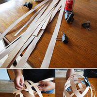 A legmenőbb DIY lámpák - 20 + 1 design ötlet
