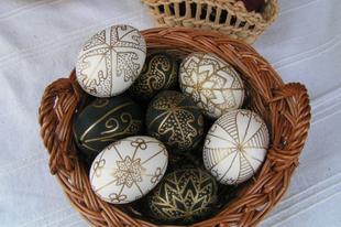 A leggyönyörűbb hímes tojás