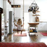 Gyerekbarát nappali