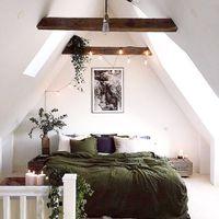 Tetőtérben stílusosan és otthonosan