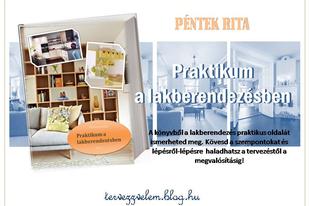 Újabb e-könyv: Praktikum a lakberendezésben