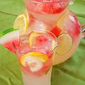 Görögdinnyés limonádé forró nyári napokra