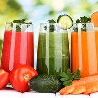 Zöldség juice ötletek - Paradicsom, uborka, répa