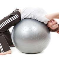 Hasizom erősítő gyakorlatok fitness labdával