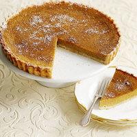 Sütőtök pite (Pumpkin Pie)