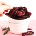 Rozmaringos céklachips recept sütőben zsírszegényen sütve