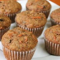 Répás muffin recept (cukor-, glutén-, és laktóz mentes)