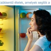 Étvágycsökkentő ételek, amelyek segítik a fogyást