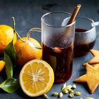 Illatos és fűszeres (diétás) forralt bor