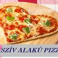 Diétás, lenmagos pizza recept