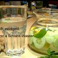 Méregtelenítő, zsírégető csodamódszer a Schlank-Wasser