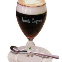 Ír kávé recept