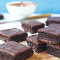 CUKKINIS BROWNIE RECEPT