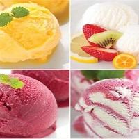 Egészséges, diétás fagyi receptek
