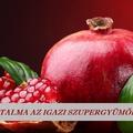 Gránátalma a szupergyümölcs