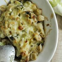 Legnépszerűbb receptjeink: Kagylótészta csirkével és brokkolival - sütőben sütve