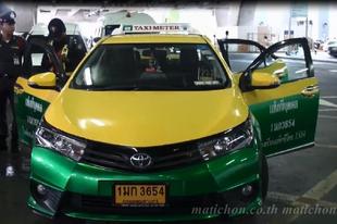 A trükkös Turbó Taxi