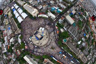 Bangkok ostroma