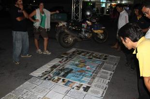 Argentína – Thaiföld motorral
