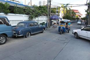 Egy Ponton Bangkokban