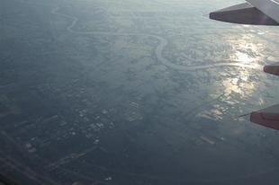 Bangkokból, így kolera idején