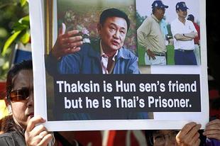 Hidegháborús viszony Thaiföld és Kambodzsa között