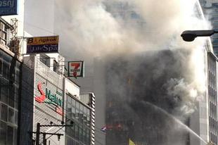 Kormos, fekete hét Bangkokban