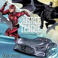 Batman, Flash és Aquaman a mercis igazságosztók - Igazság Ligája digitális képregény