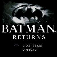 DC Játékterem: Batman Visszatér (SNES)
