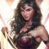 Wonder Woman fan artok