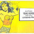 Idén lesz 75 éves Wonder Woman
